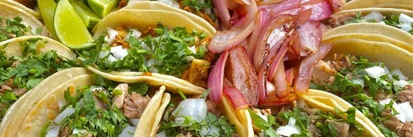 Metate Dobbs Ferry Bandeja Tacos